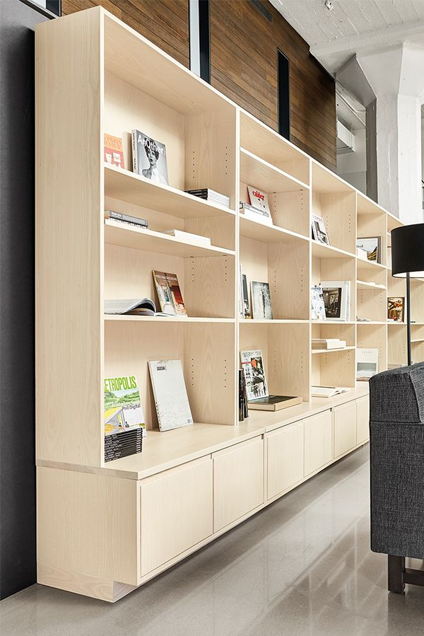 Keaton Bookcase With File Drawers Modern File Storage Cabinets Modern Office Furniture Room Board Office Furniture Modern Cool Rooms Basement Makeover
