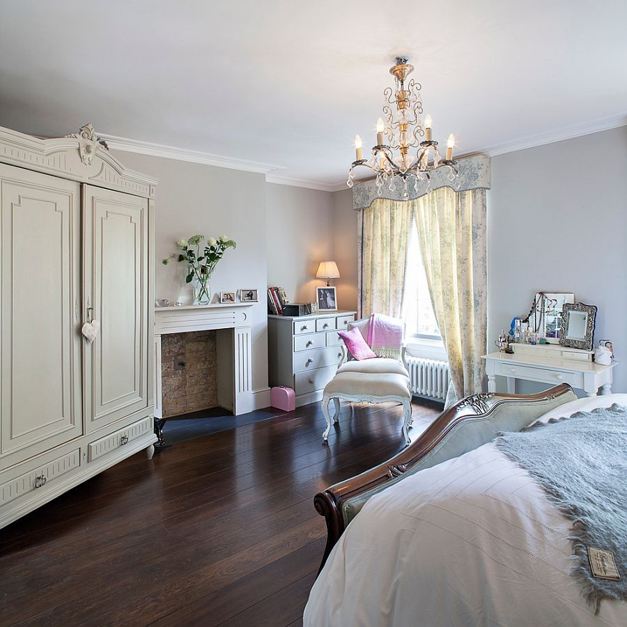25 Victorian Bedrooms Ranging from Classic to Modern #modernvictoriandecor
