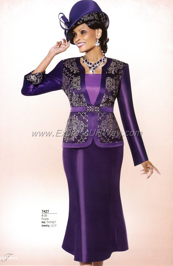 153194821ea Church Suits by Terramina - Fall 2014 - www.ExpressURWay.com - Church Suits