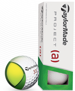 FREE TaylorMade Golf Balls Sample Pack