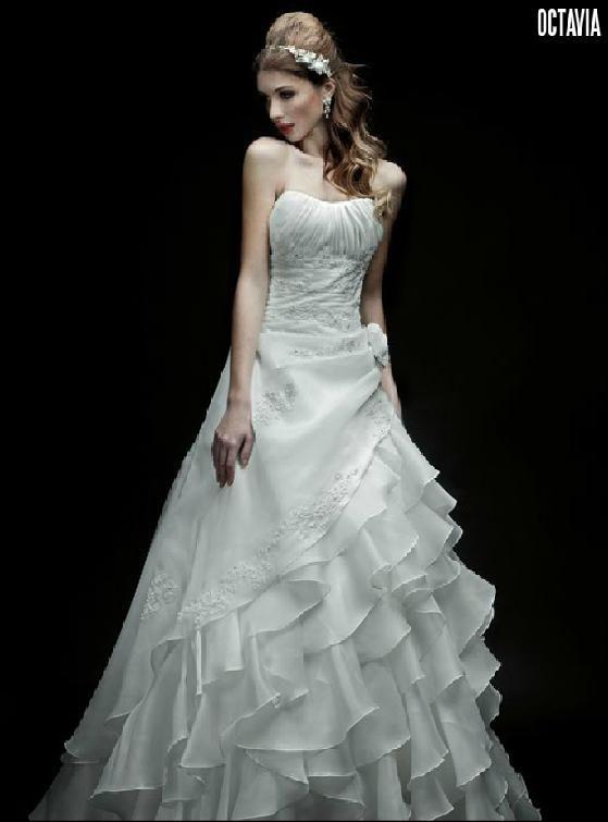 Nuevo vestido publicado! Briden Formal mod.Octavia ¡por sólo $7000 ...