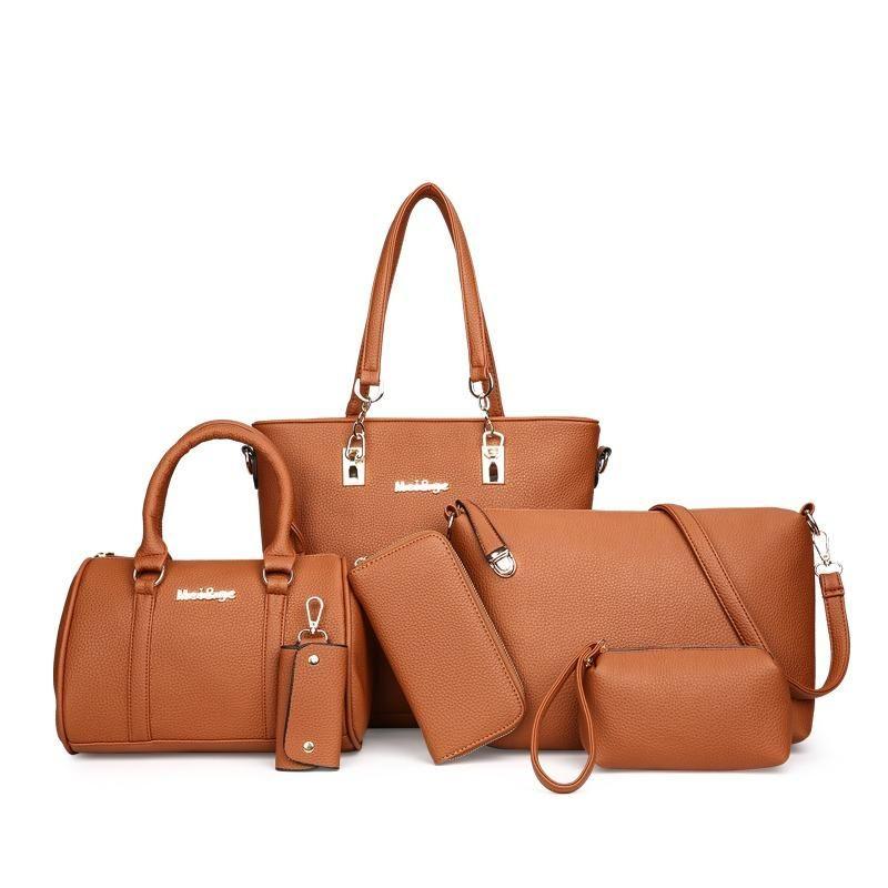 040b90b5e6 2019 New Women bag Leather Handbags Fashion Shoulder Bags in 2019 ...