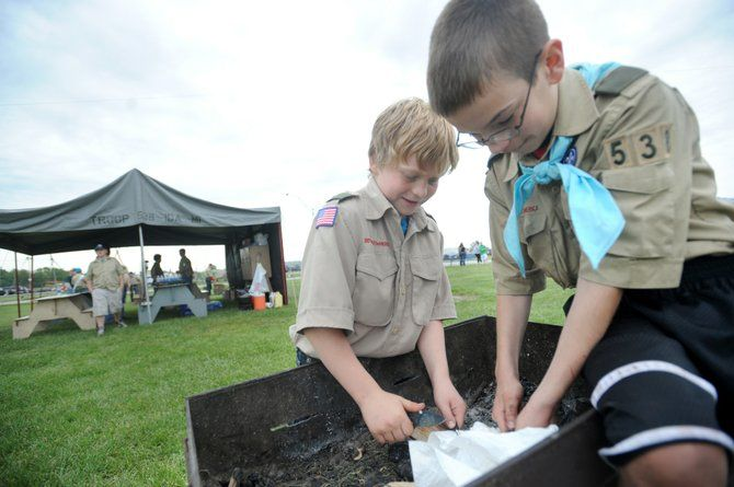 Monroe MI has the longest-running Boy Scout expo in the country. Story, video and pictures at monroenews.com