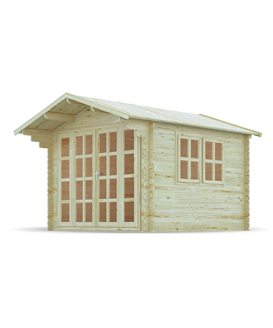 Take a look at this Brighton Garden Shed today! | Playhouses grown ...