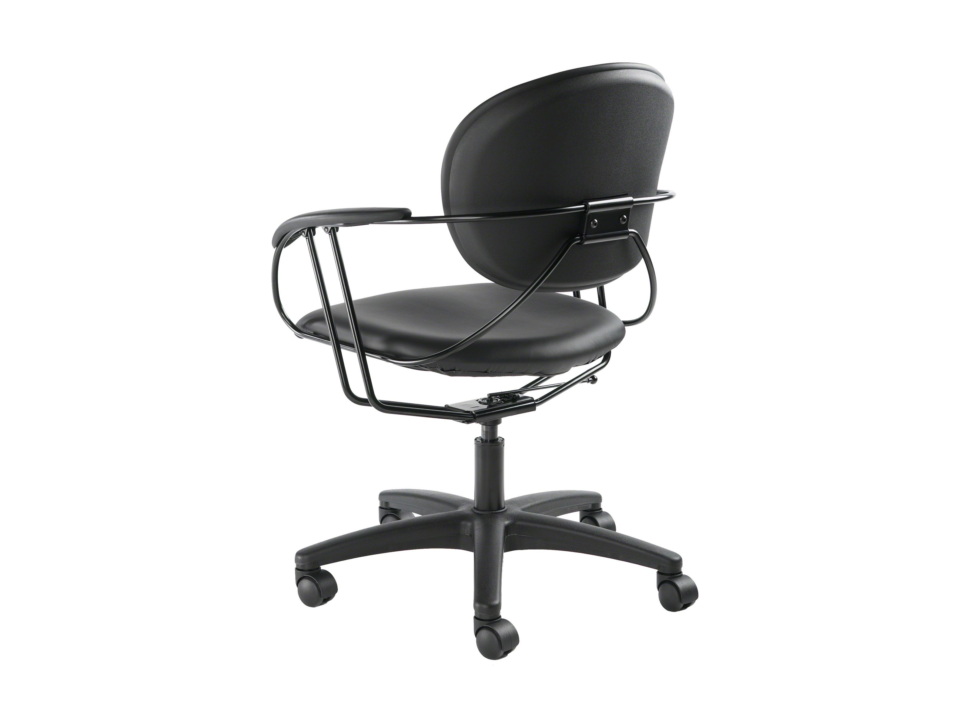 Perfect Uno Chair From Steelcase   Frost Barber
