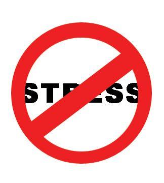 Live a stress free life.