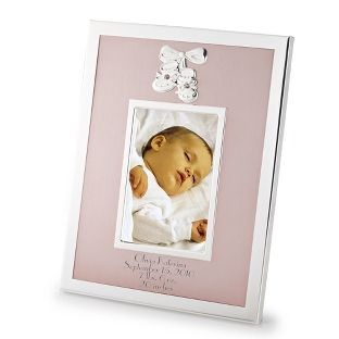 Personalized baby girl frame add your message evelina personalized baby girl frame add your message negle Image collections