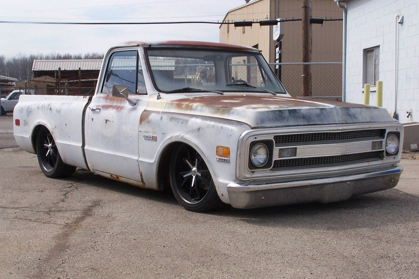 69 c10 loving the aged paint