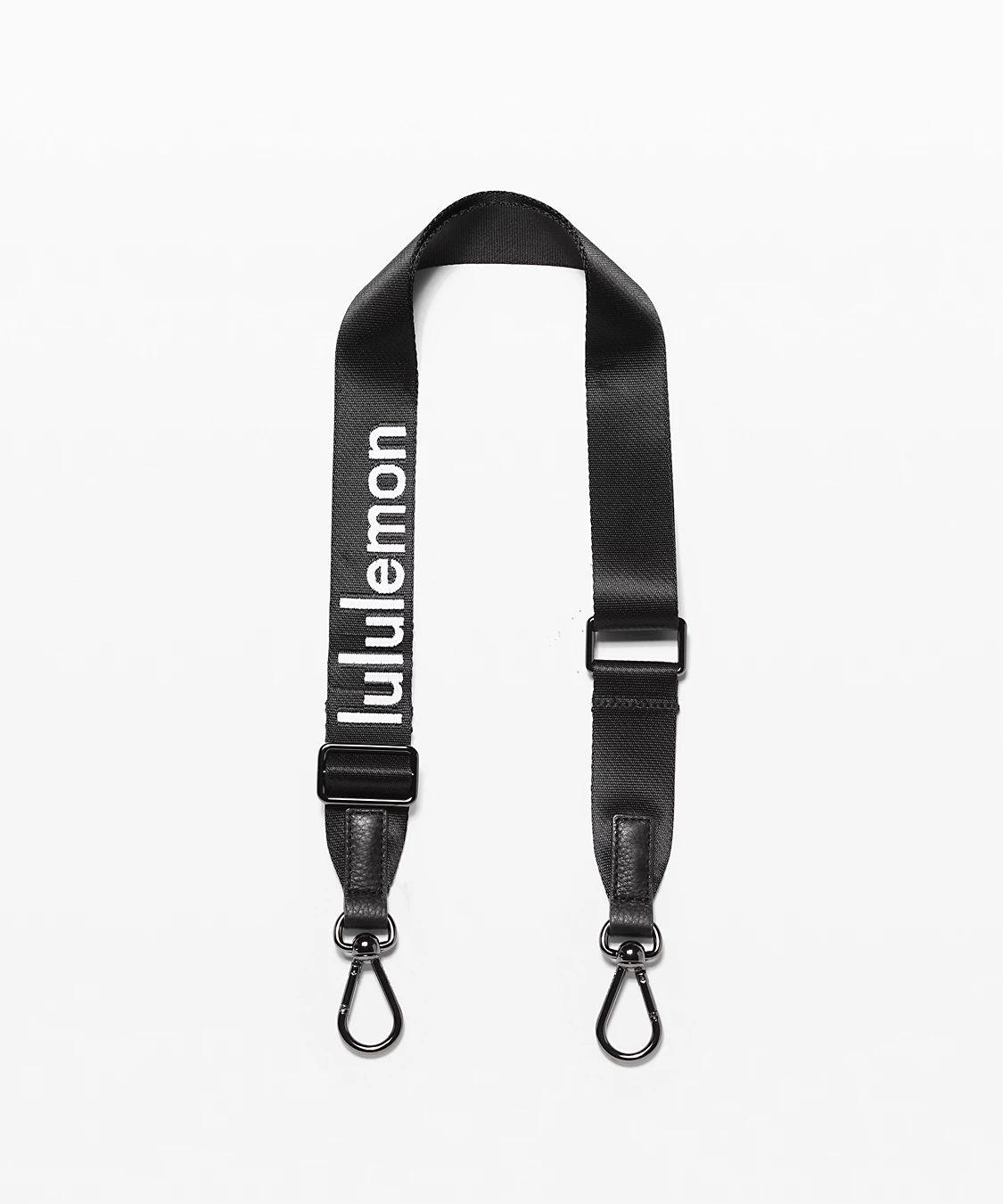 Lululemon Festival Bag Strap Lulu Fitnessfashion Yoga Accessory Bag Straps Shoulder Strap Festival Bag