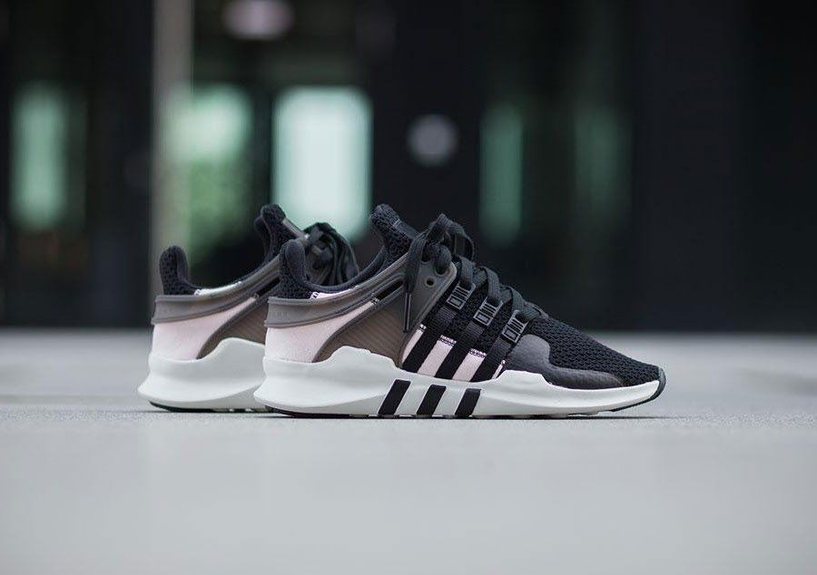 adidas EQT Support ADV Infant (Black/Black) VILLA