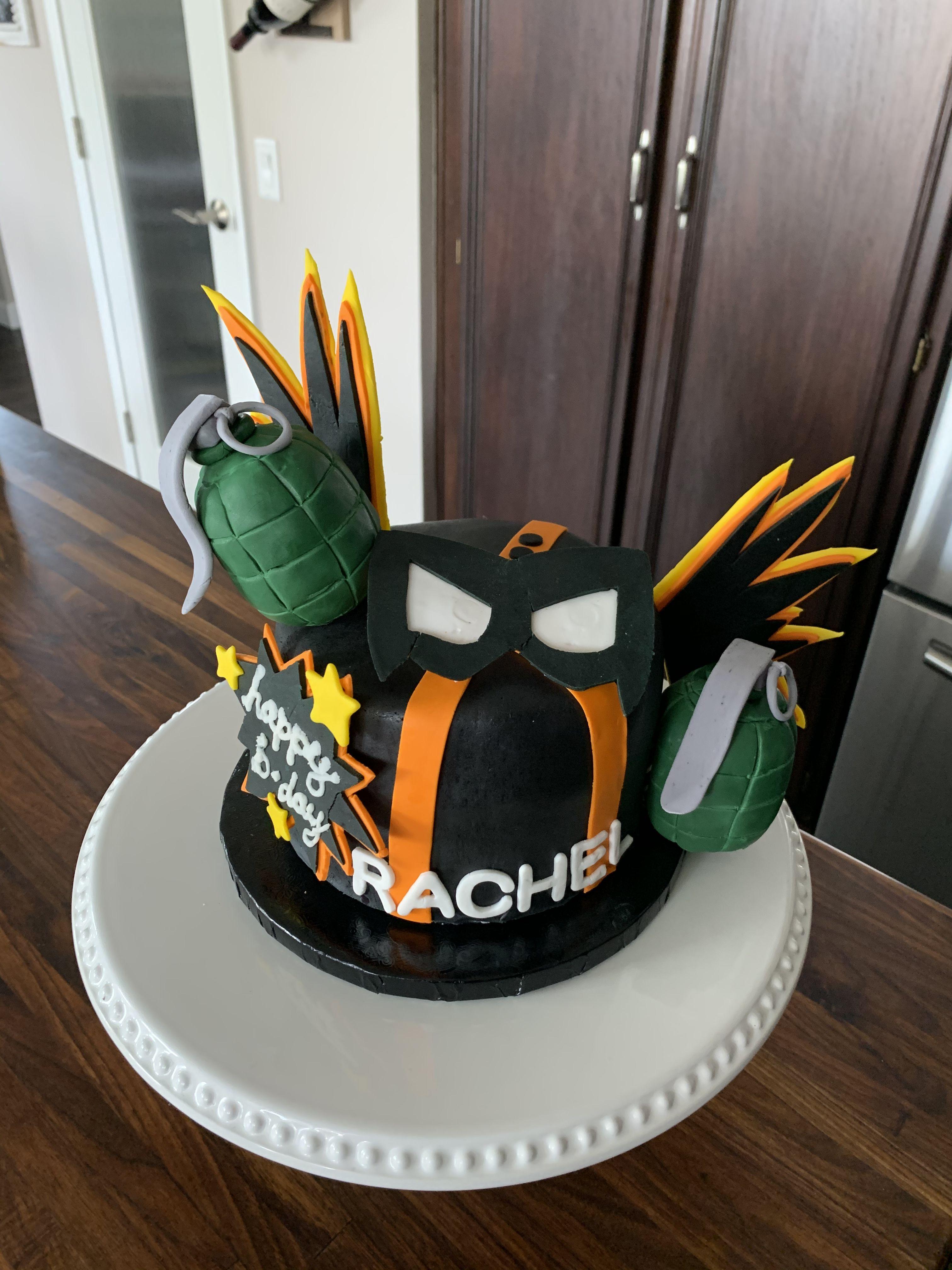 Bakugou cake, My Hero Academia in 2020 Anime cake, My