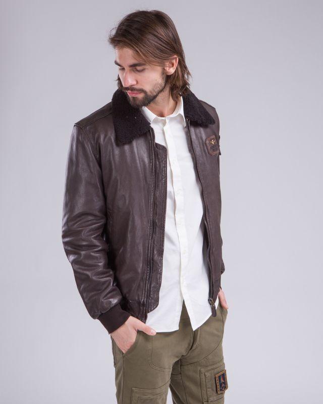 Kurtka Aeronautica Militare Bomber Jacket Jackets Fashion