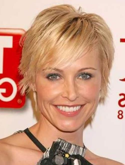 25 Best Hairstyles for Fine Hair Women\'s | Hair | Short hairstyles ...