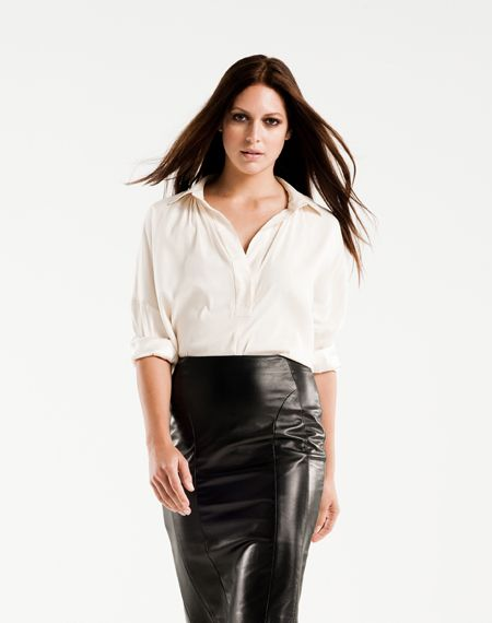 Women Wearing Leather Skirts | Skirts | Pinterest | Leather skirts ...