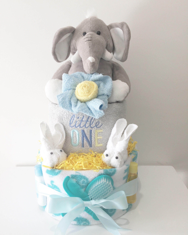 Boys Bath-Time Nappy Cake 💙 | Baby Shower y eventos en general ...