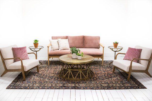 Collection of Vintage Wedding Rentals in Austin | Lounge furniture ...