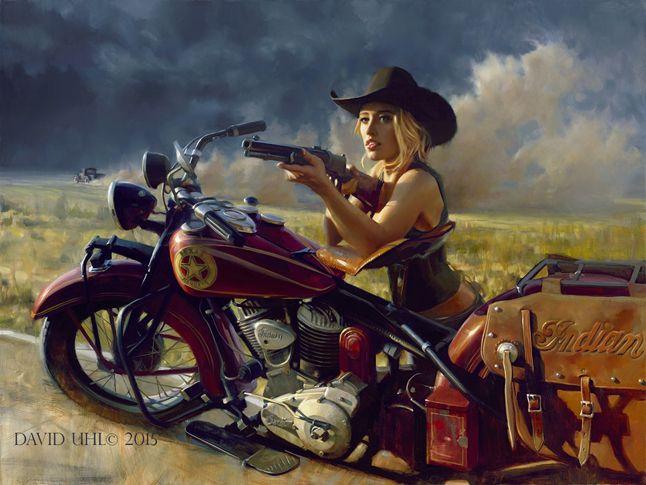 ab914a450ff3f Harley-Davidson art
