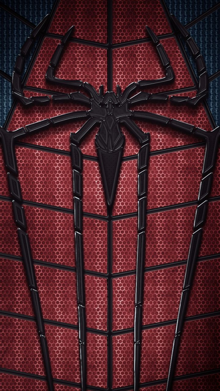 720x1280 wallpaper the amazing spider-man 2, logo, superhero, 2014