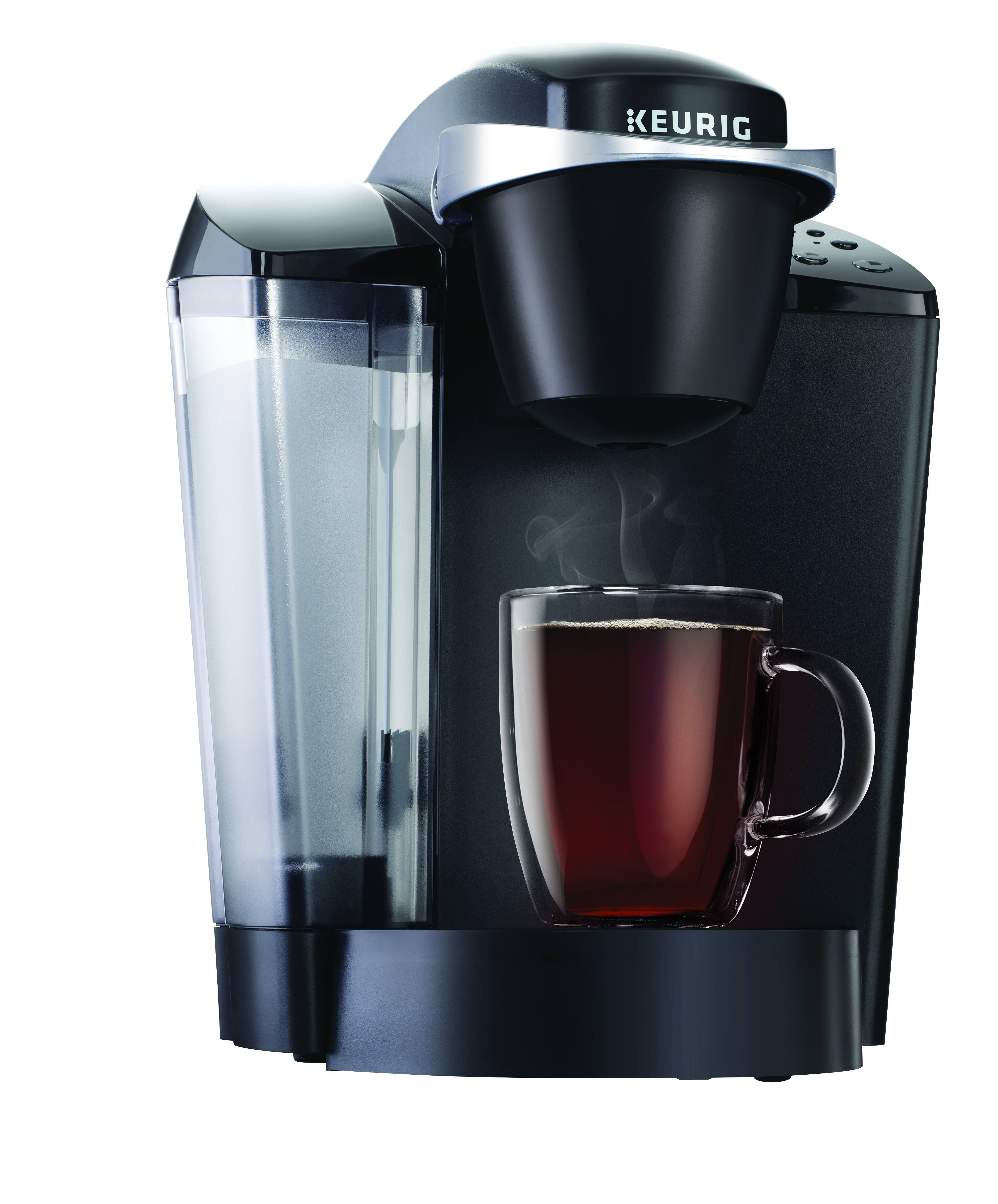 Keurig K425 Single Serve Black K Cup Pod Coffee Maker Walmart Com Camping Coffee Maker Keurig Coffee Makers Single Serve Coffee Makers