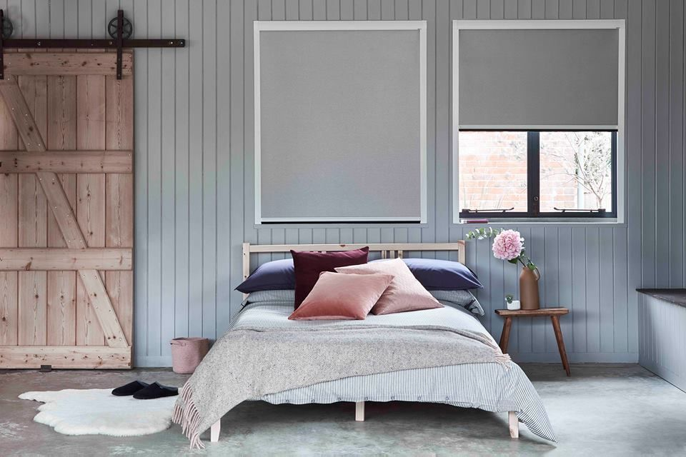 Blocout Blinds From Apollo Blinds Bedrrom Blinds Blackout Blinds Best Blinds For Bedrooms Grey Blinds Cont Living Room Blinds Bedroom Blinds Blinds Design