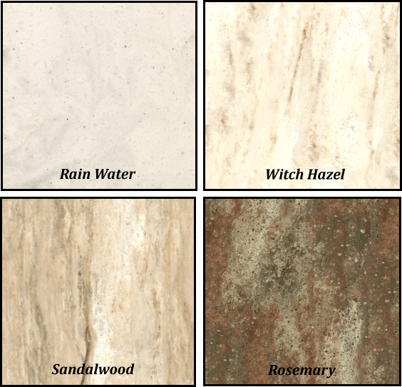 Our 4 Favorite Summer Countertop Colors From The Corian Private Collection Kitchen Remodel Small Corian Countertops Countertop Colours