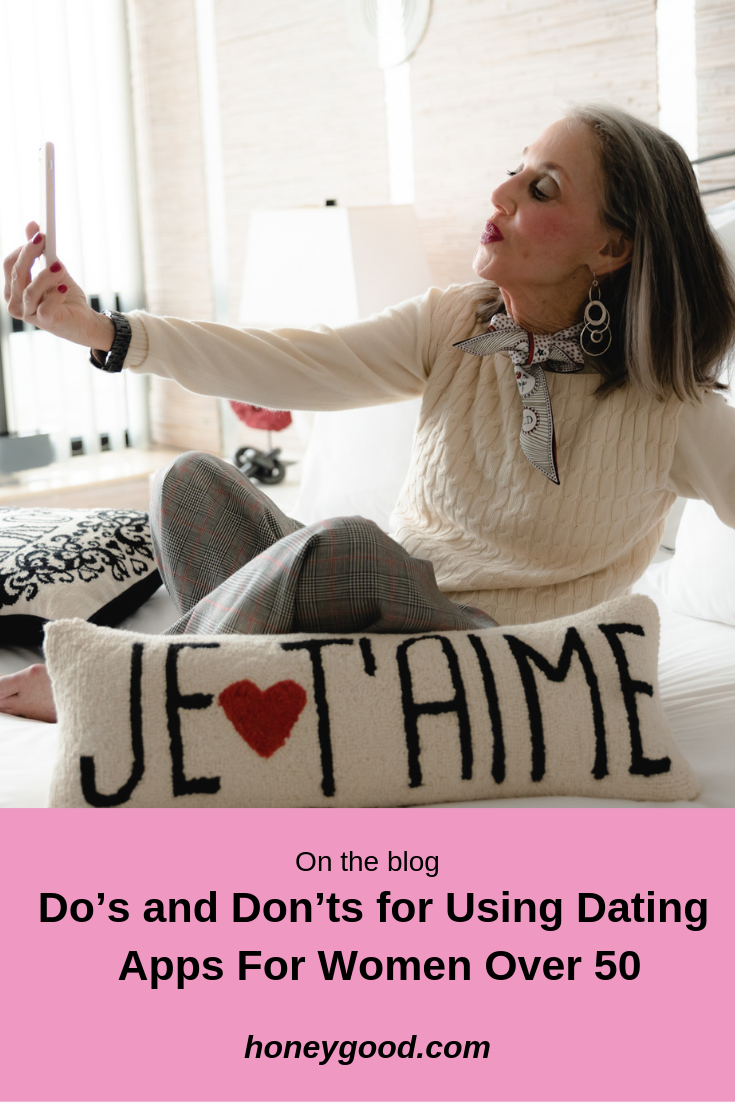 Do's and Don'ts for Using Dating Apps For Women Over 50