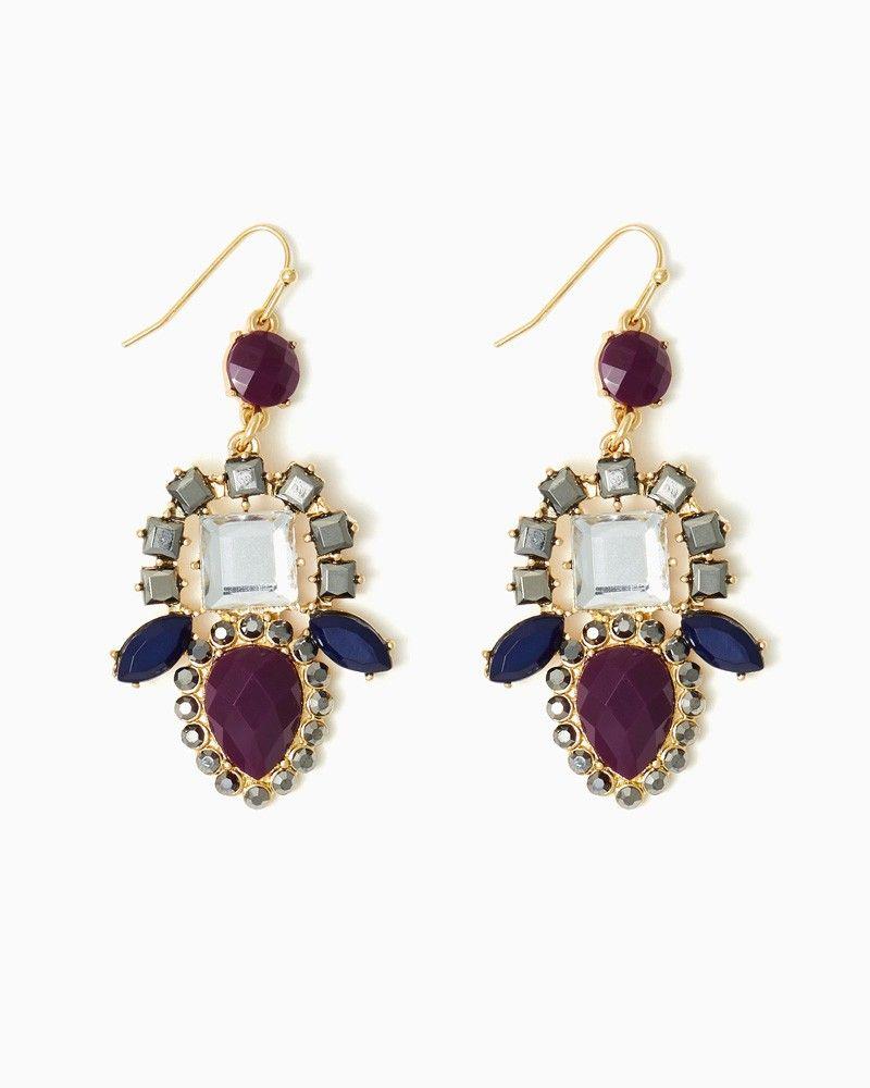 charming charlie | Sunset Boulevard Earrings | UPC: 410007005050 #charmingcharlie