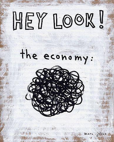 Scribbled Economy