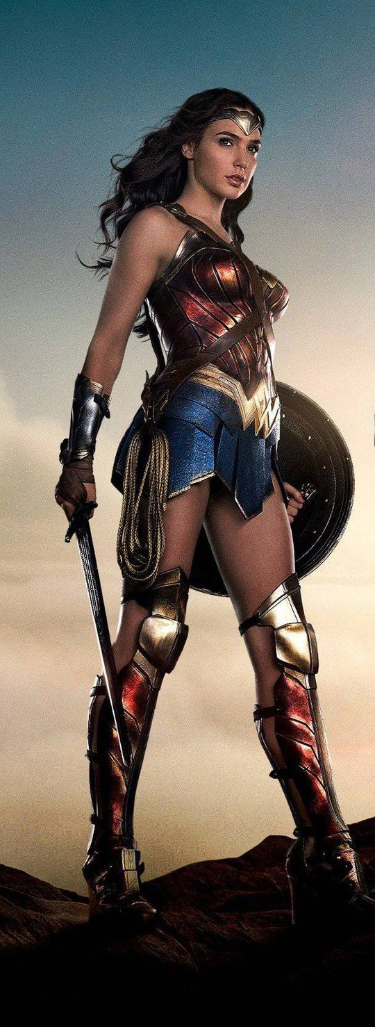 Ios Android Justice League Wonder Woman Wallpaper By Mastercraftnxt20