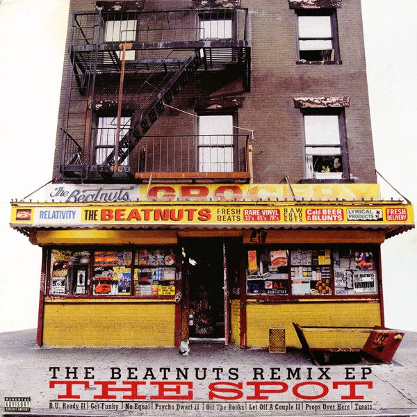 The beatnuts spot the beatnuts the spot the beatnuts remix ep vinyl at discogs malvernweather Image collections