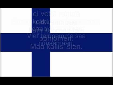 Hymne national de la Finlande