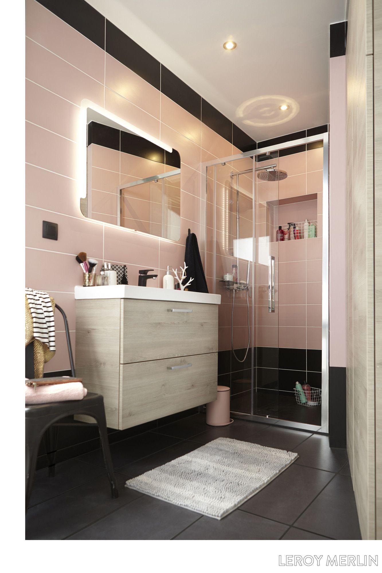 Petites salles de bains, Lezennes, Leroy Merlin - marque