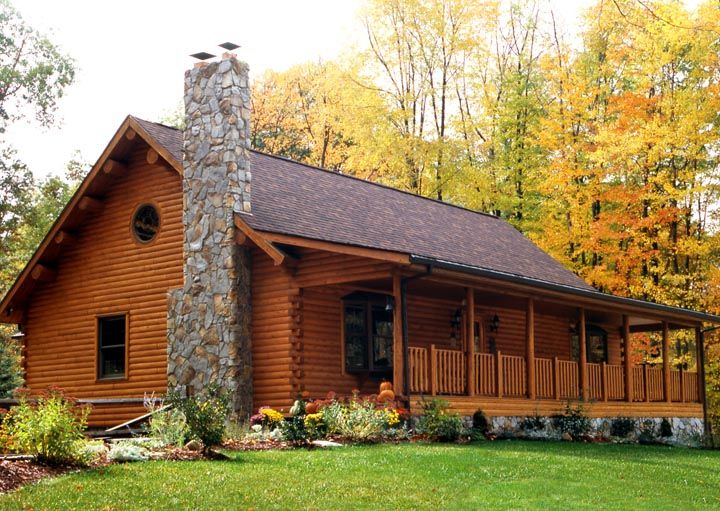 Attirant A Ward Cedar Log Home Is Created Just For You Made Out Of The Finest  Northern White Cedar. Browse Many Of Our Log Home Designs. Customize Your  Log Home For ...