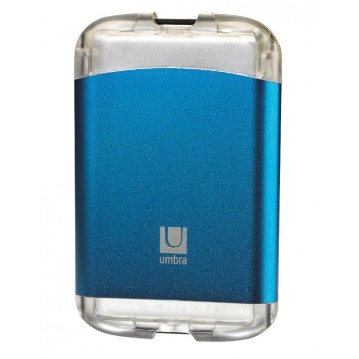 san francisco 6386d ed283 Umbra Metallic Aluminum Bungee Cord Credit Card Case Wallet | RFID ...