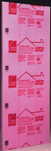 1 1 2 X 2 X 8 R7 5 Foamular 150 Rigid Foam Insulation At Menards 11 24 With Images Rigid Foam Insulation Foam Insulation Insulation