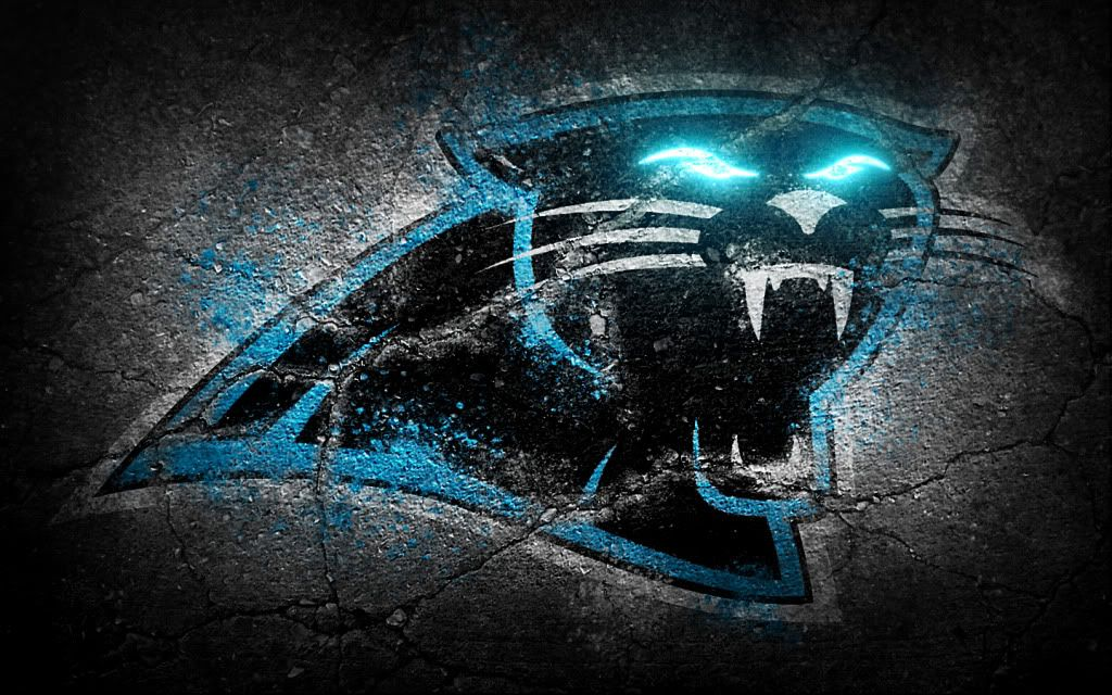 carolina panthers logo wallpaper  Carolina Panthers Wallpaper | carolina panthers logo desktop ...