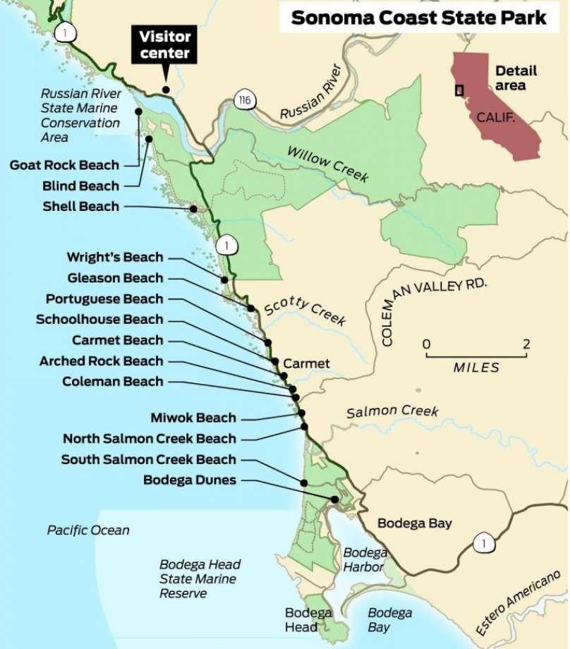 Sunday drive Sonoma Coast beaches Sonoma coast Travel list and