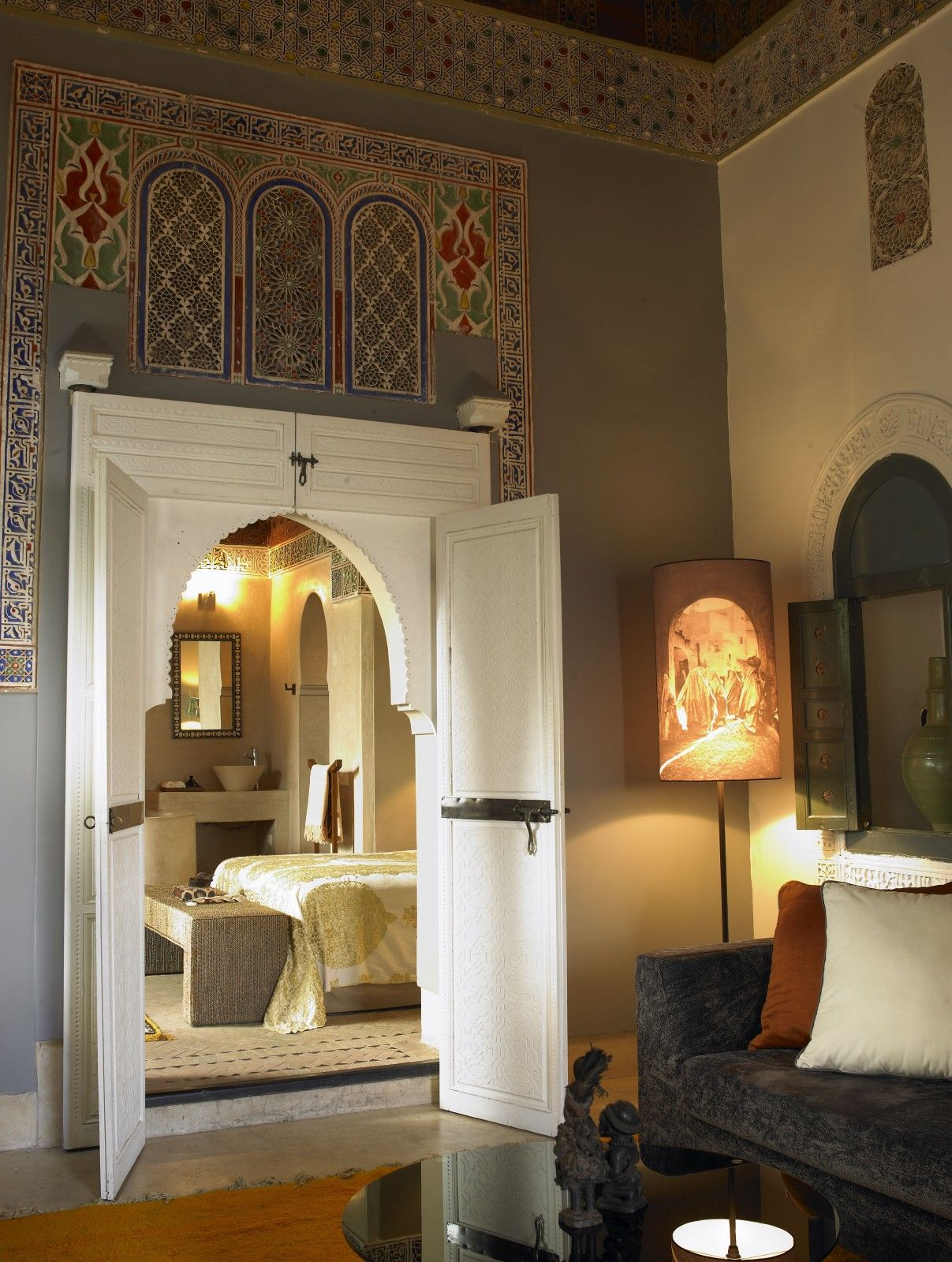 Marrakech Luxury Hotel Ryad Dyor Riad Boutique Hotel In Marrakech