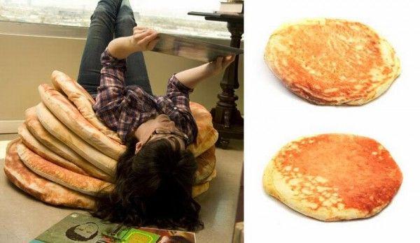 Pancake Pillows on http://www.drlima.net