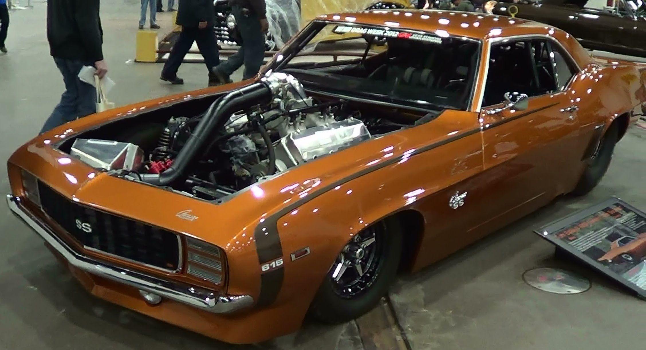 "1969 Twin Turbo Camaro ""Sick Seconds"" 3350 Horse Power Street Car"