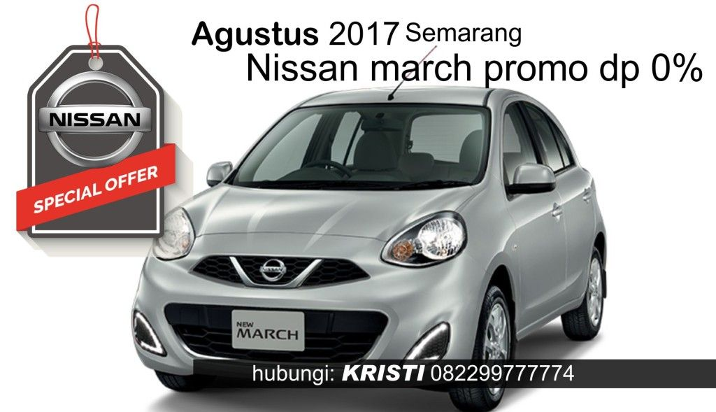 Nissan March Promo Dp 0 Mobil Baru