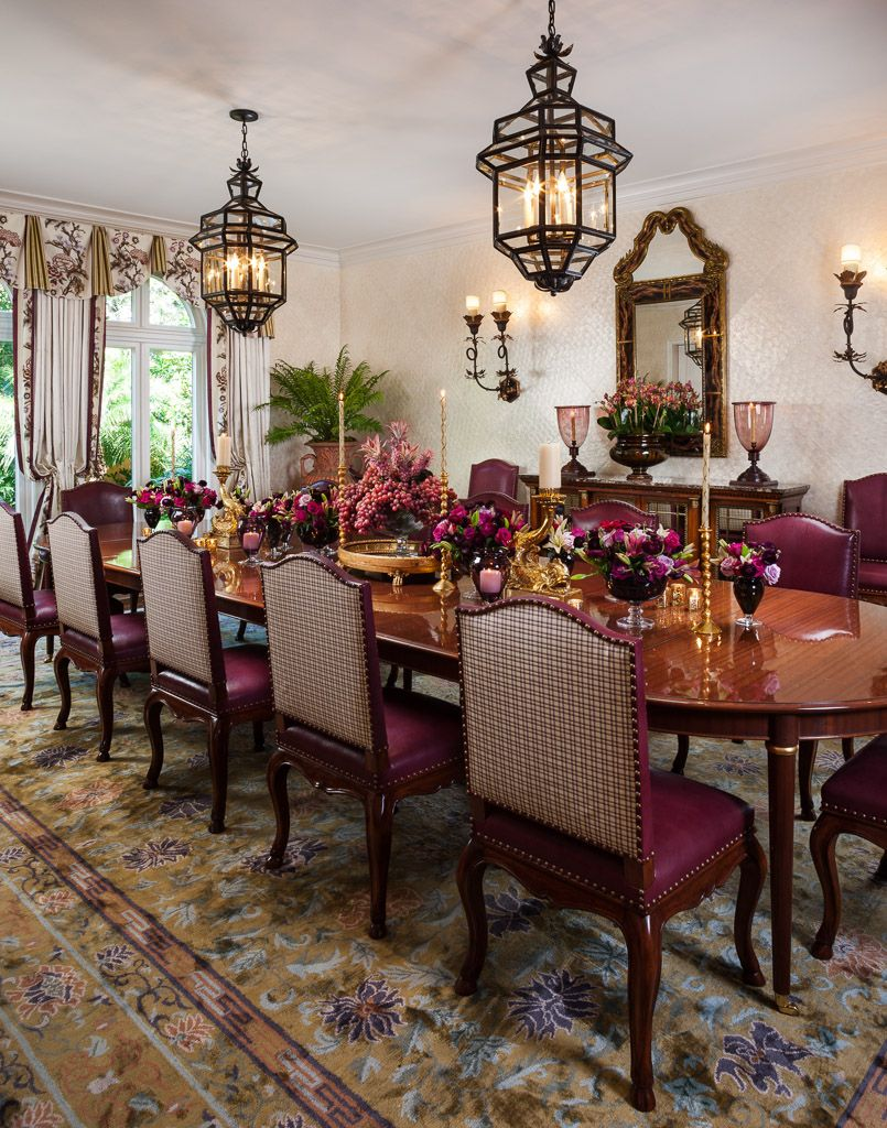 Luxury Dining Room Furniture: Dining Room, Dining Room