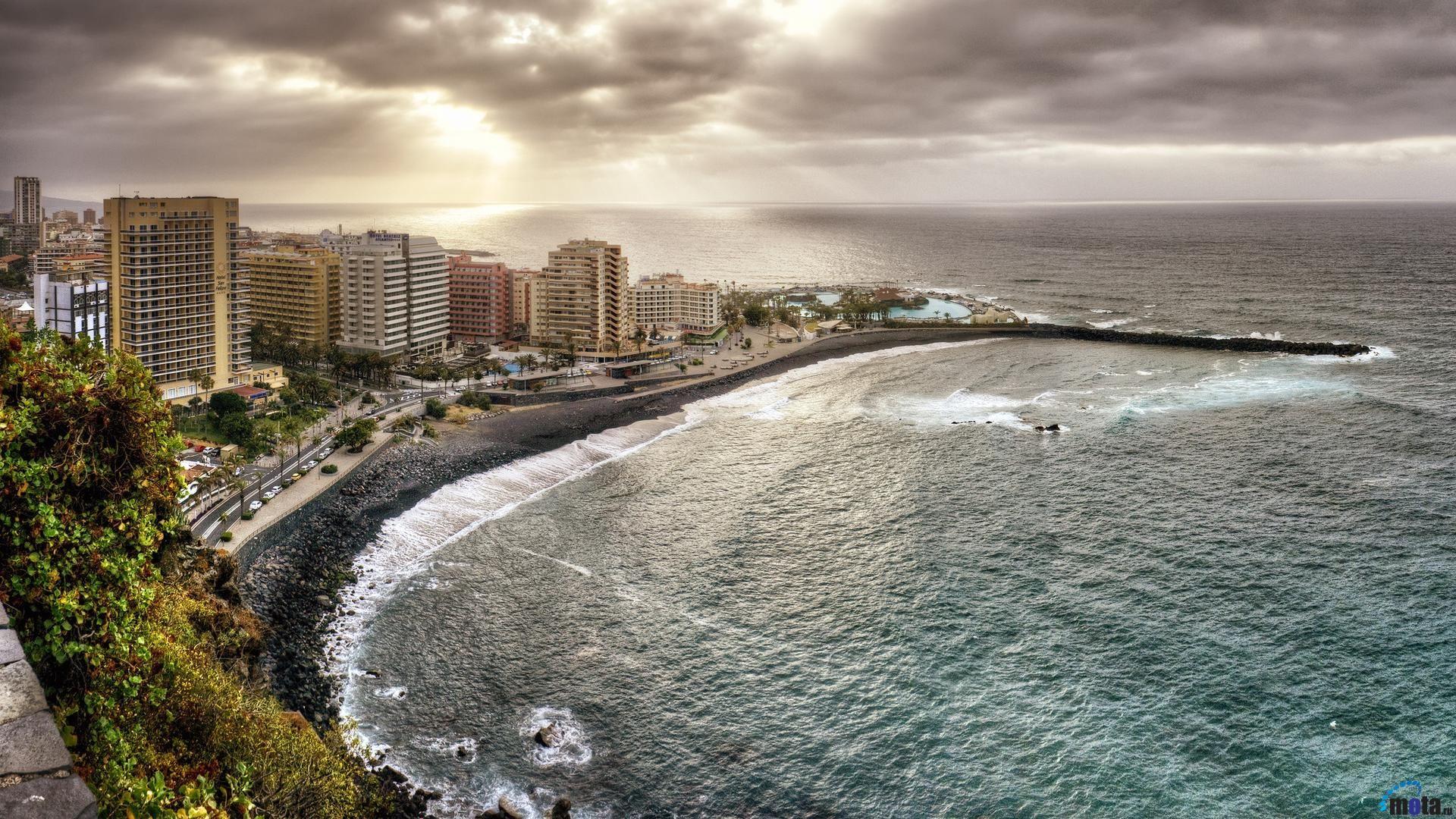 Gran Canaria Hd Desktop Wallpaper Widescreen High Definition