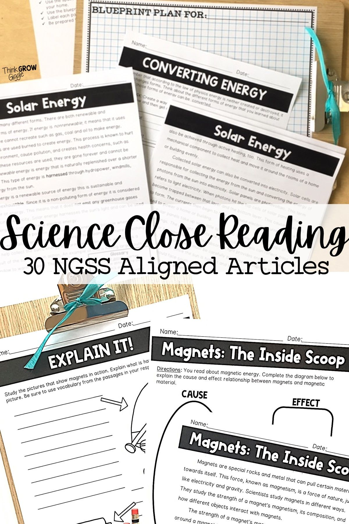 Science Reading Passages Close Reading Science Reading Passages Science Reading Reading Comprehension Passages