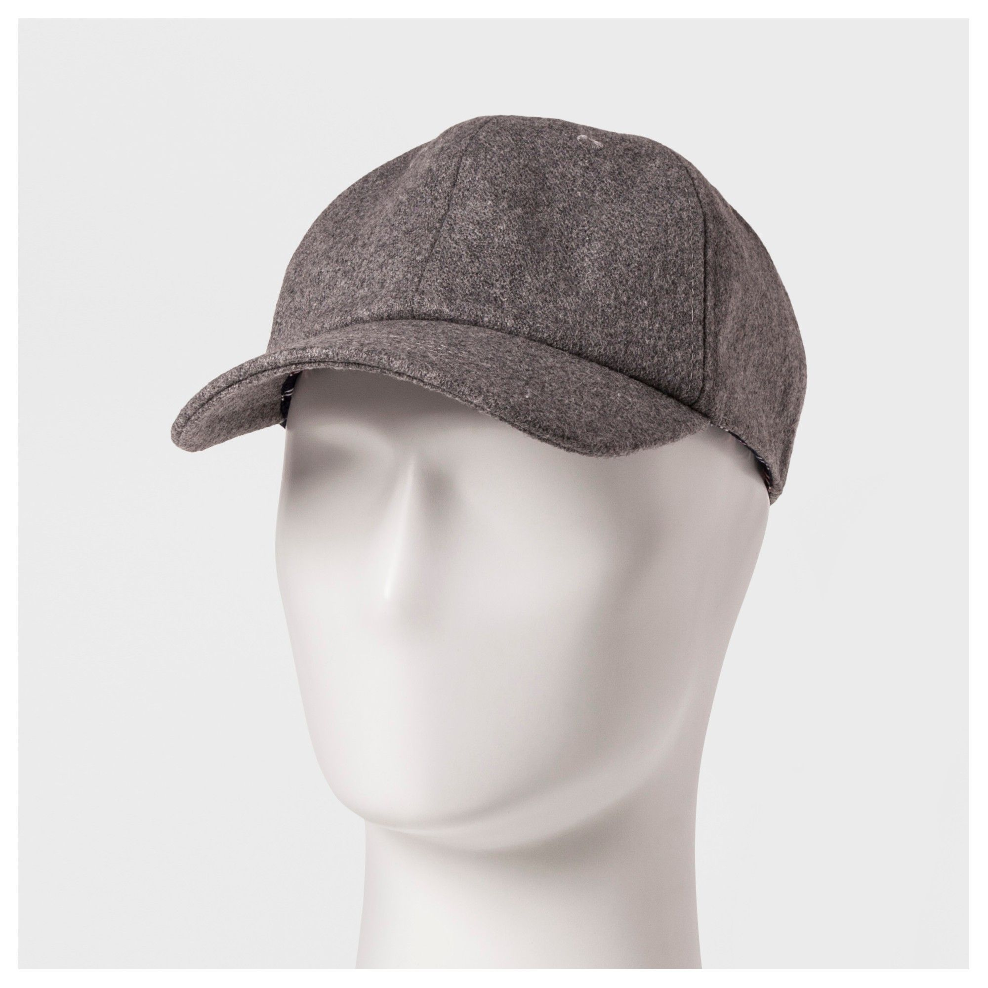 52b232f7d3c59 Men s Baseball Hat - Goodfellow   Co Grey One Size