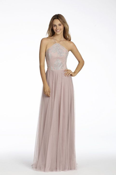 Style 5718 Jlm Couture Hayley Paige Occasions Bridesmaid Dress