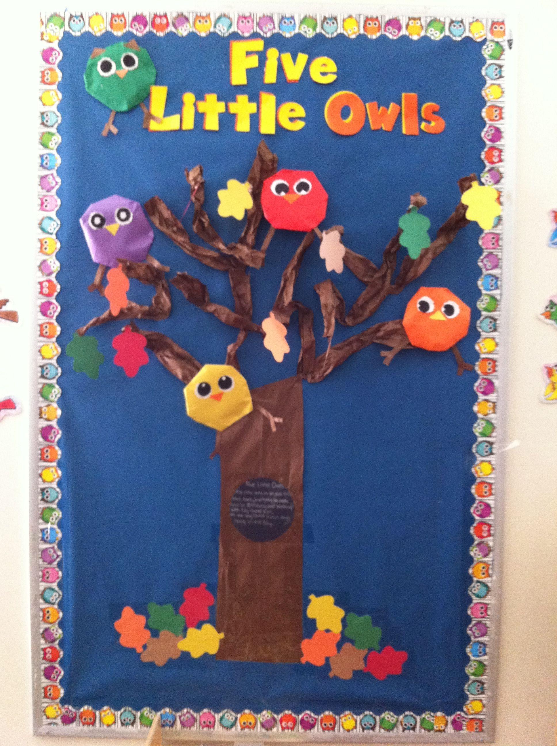 Fall bulletin board ideas for preschool bulletin boards for Fall bulletin board ideas