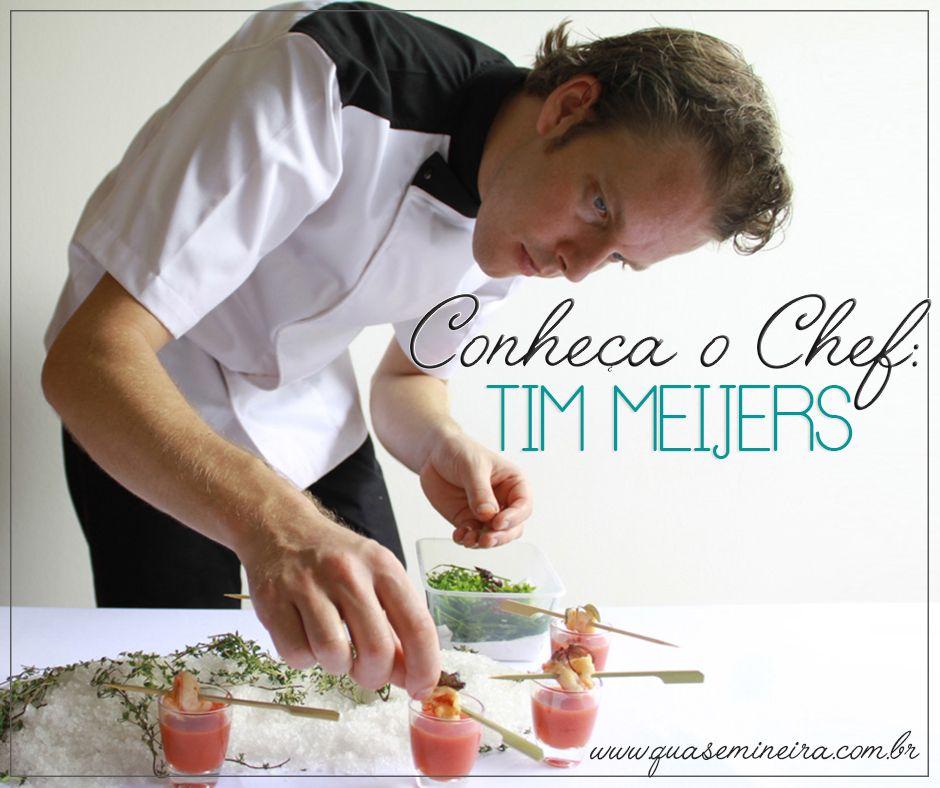 Chef Tim Meijers