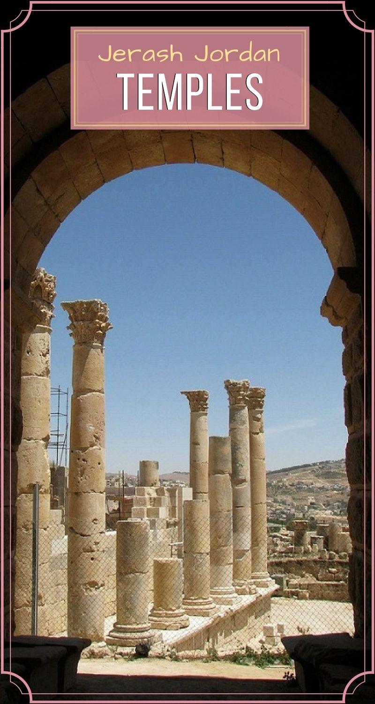 Jordan: JERASH, THE ROMAN ARABIA (6) #traveltojordan