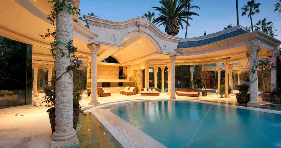 Mohamed Hadid - The Crescent Palace | To Dream About ...